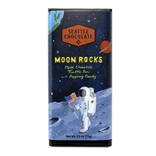 Moon Rocks Milk Chocolate Bar -3pack