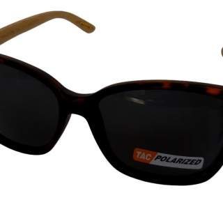 Outdoor Series Tortoise with Bamboo Polarized