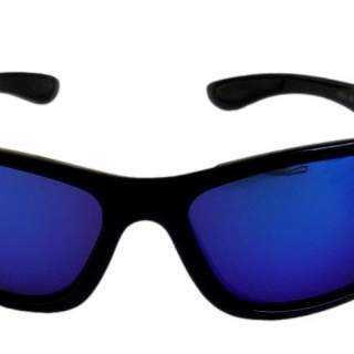 Outdoor Series Blue Mirror Lens Polarized