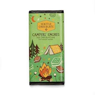 Camper's S'mores Milk Chocolate 3 pack