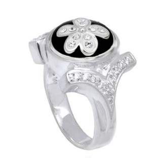 CZ Shank Ring Size 8