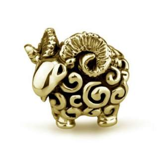 Year of the Ram 14K Gold
